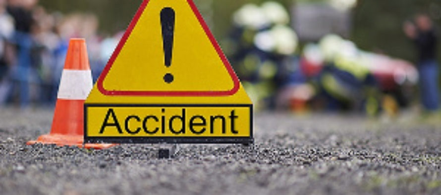 Two motorbike riders crashed to death at Anyinam