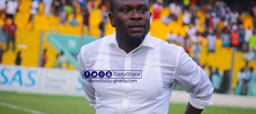 CK Akonnor set to be named new Ghana coach
