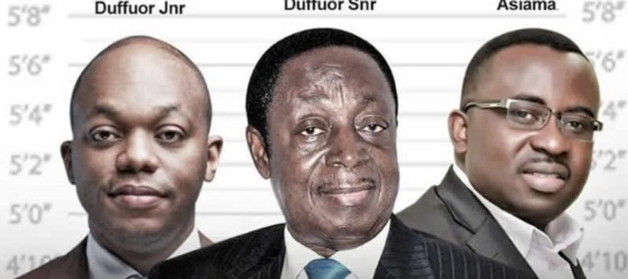 Kwabena Duffuor, former BoG Deputy Governor 'can't be located by police'?