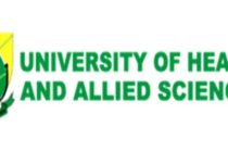 UHAS to increase intake for 2020/2021 academic year