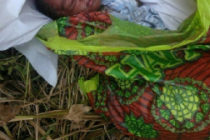 Police arrests mother, 24, for dumping baby in a bush