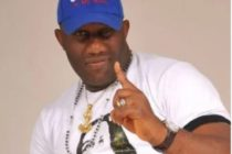 Why I went shirtless to beg for help – Nollywood actor