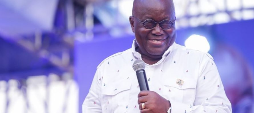 Avenor chiefs back Nana Addo for 4 more years; assure him of landslide victory
