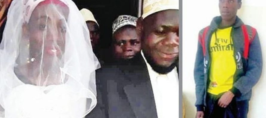 Shock as Imam discovers his newlywed wife is a man