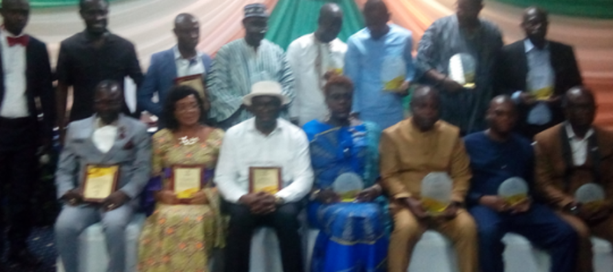 Domelevo, Asiamah, Togbe Afede and ten others receive African Quality Award By Yussif Ibrahim, GNA