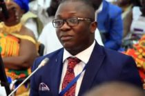 Akufo-Addo moves Bryan Acheampong to Interior Ministry