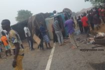 Krachi road accident: Death toll rises to 10