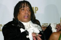 Deceased Funk singer Rick James sued for raping 15-year-old In 1979