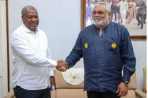 NDC running mate: Give us a Voltarian – Group to Rawlings, Party