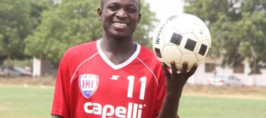 GHPL: How Inter Allies spotted and made Victorien Adebayor