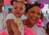 Nana Ama McBrown's daughter's birthday party in pictures