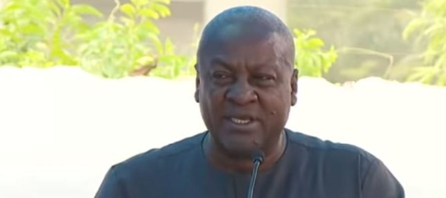 NPP has abandoned my projects but I'll continue theirs – Mahama
