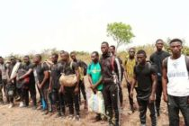 Soldiers seize 20 persons at suspected secessionists' training camp