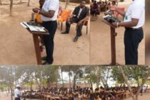 Sogakope:Be the change we want in environmental care, pupils told