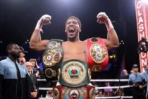 Anthony Joshua to fight Kubrat Pulev at Tottenham Hotspur Stadium
