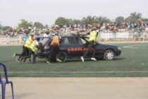 Nigerian player dies after stadium ambulance fails to start