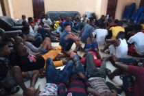 V/R: 36 foreigners, two Ghanaians arrested for using unapproved routes into Ghana