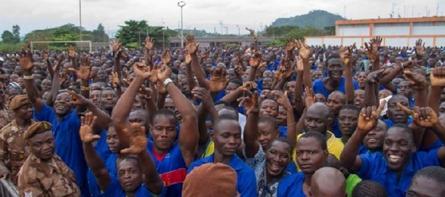 COVID-19: Akufo-Addo grants amnesty to 808 prisoners