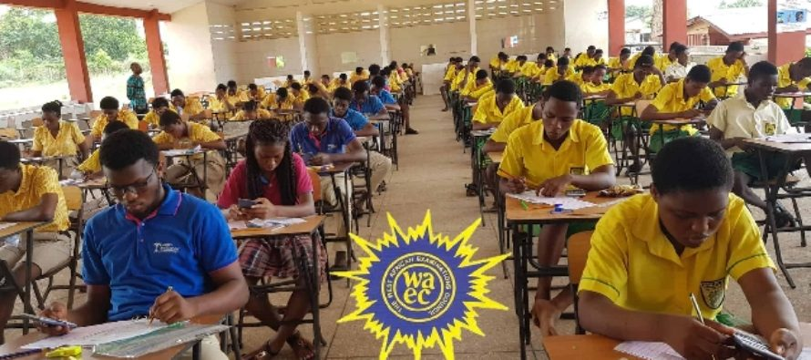 COVID-19: WASSCE put on hold
