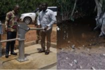 Deprived community rejects potable drinking water over DCE, MP's party affiliation