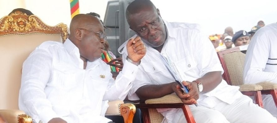 Gov't actively discussing possible lockdown – Akufo-Addo assures TUC