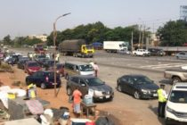 Scores arrested for illegal U-turns on Accra-Tema motorway