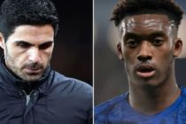 Coronavirus: Mikel Arteta and Chelsea Star Hudson-Odoi test positive