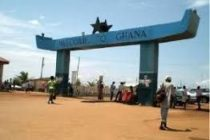 Ghana shuts all borders effective Sunday