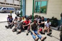 29 foreigners returned to Aflao border from Sogakope Checkpoint