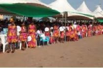 60 garment makers graduate in Akatsi South
