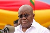 Stop shaking hands completely, cover mouths when coughing or sneezing – Akufo-Addo to Ghanaians