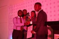 Ho: UHAS presents awards to deserving members