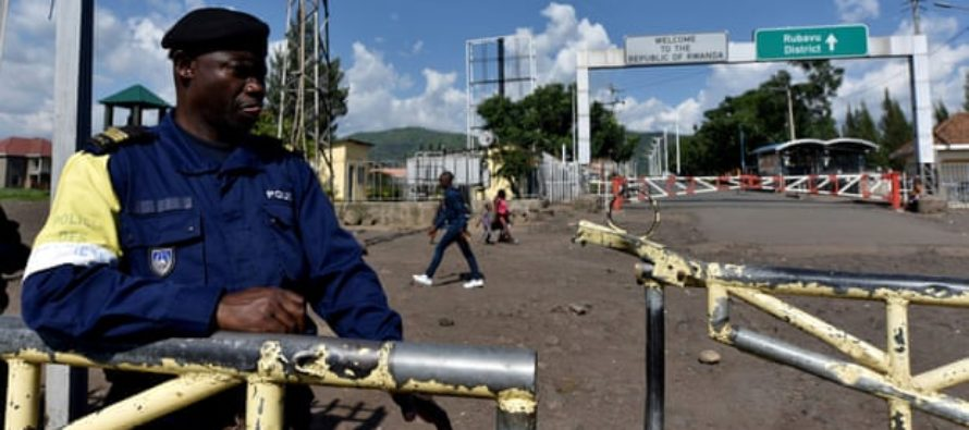 Rwandan police shoot 2 people defying Coronavirus lockdown orders