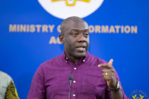 Information Minister petitions Bank of Ghana, Media Commission about 'money doublers' on TV