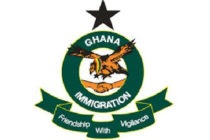 Ghana Immigration Service officials arrest 44 foreign nationals
