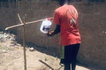 COVID19: CWSA Champions Hand Washing Campaign in Central Tongu