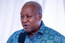 Calls for EC to begin voter registration amid COVID-19 'deeply irresponsible' – Mahama