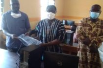Ho Central NDC supports Muslim community on Eid celebrations