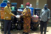 MP donates sanitary products to Ketu South Assembly