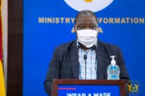 Ghana's COVID-19 cases rise to 5,530