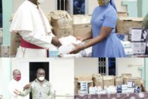 Bishop Fianu supports Catholic Health Facilities in Ho Diocese