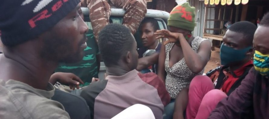 Covid-19 prevention: nine arrested for flouting protocols