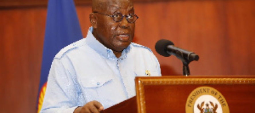 Anloga District: Your social interventions impressive – Kome Chiefs to Akufo-Addo