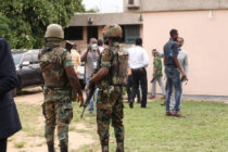 Heavy security at Akropong as House of Chiefs dethrones Okuapemhene