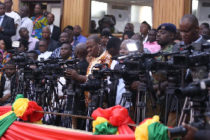 Volta/Oti GJA marks World Press Day with donation to the vulnerable