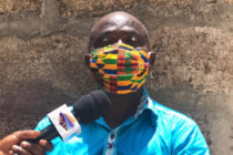 My barber told me light was off but I could see his TV on – Coronavirus survivor