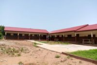 V/R: Remote Brada Tornu community gets six-unit classroom block