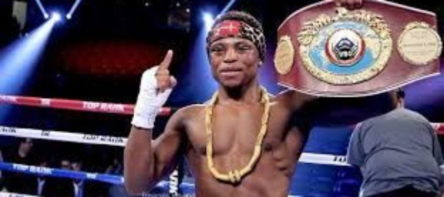 I've never consulted a fetish priest before a fight – Isaac Dogboe