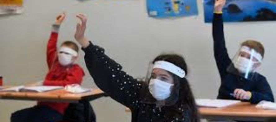 France recorded 70 new coronavirus cases in schools, a week after it let more than 1 million kids go back to class