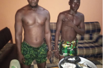 4 arrested in Bawku with 589 wrappers 'wee'